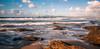 Waves motion (Bilel Tayar) Tags: sea seascape algeria skikda guerbez beach landscape sky clouds rocks rock roches sand plage sable mer mediterannee mediteranean travel tourism solitude alone photography tamron tamron18270 nikon nikond5200 nd1000 filtre filtrend littoral cotes coast horizon azzuro mare mar deniz rivage bilel tayar bileltayar benazouz kaf fatma