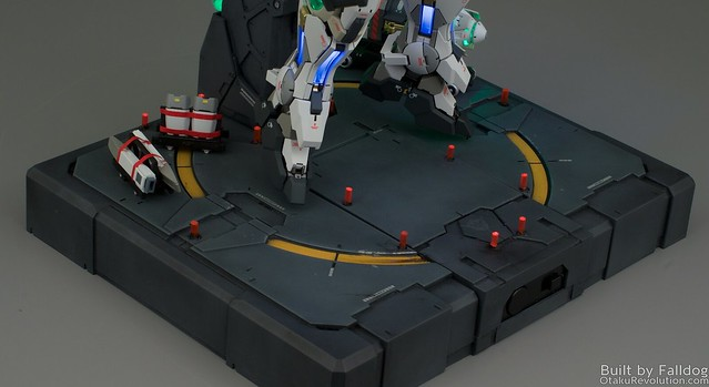 PG Exia - Completed Build 15 by Judson Weinsheimer