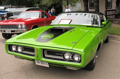 1971 Dodge Charger Super Bee A Photo On Flickriver