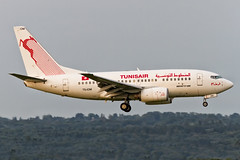 TS-IOM   Tunisair   Boeing 737-600 (FrogFootTV) Tags: cologne bonn airport cologneairport colognebonn bonnairport colognebonnairport planes plane airplane airplanes aviation aircraft jet airliner airbus boeing planespotting jetspotting airplanespotting planespotter aviationlovers avgeek aeroport runway touchdown landing arrival canon 7d canon7d sigma120400 7dmk1 sigma 120400 120400mm airline airliners tunisair boeing737 b737 737 737600 boeing737600