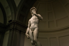 David (Gianluca Labella) Tags: david michelangelo galleria accademia firenze italia italy arte art culture statua scultura bellezza beauty unesco uomo eroe mito golia davide bibbia biblico nikon d3100 luce chiaroscuro giochi di light