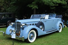 7th Annual San Marino Motor Classic (USautos98) Tags: 1935 packard supereight dualcowl phaeton