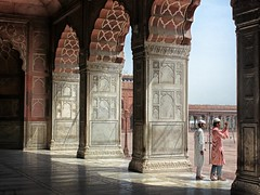 Jama Masjid (© Jamie Mitchell) Tags: jama masjid mosque india delhi new architecture sacred religion religious travel