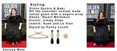 Chrissy Metz Golden Globes 4Chion Lifestyle styling sheet (4chionlifestyle) Tags: chrissymetzstylingatgoldenglobeswearingsachinbabi jimmychoo stuartweitzman hueb andlevianatthebeverlyhiltongoldenglobes4chionstylegoldenglobes2018redcarpetstylebeautythisisusjewelsdressotrc