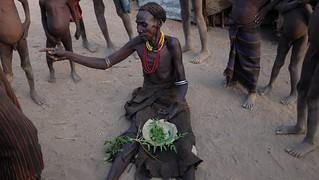 Hunger. Dassenech woreda, South Omo, Ethiopia.