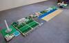 01 - National Mall layout for BrickSlopes (wrtyler) Tags: lego architecture nationalmall washingtondc micro microscale brickslopes
