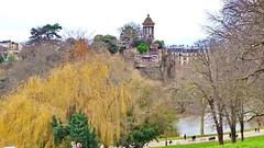 177-Paris décembre 2017 - Parc des Buttes-Chaumont (paspog) Tags: paris france décembre 2017 parc park parcdesbutteschaumont buttes chaumont