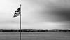 Flag view (Stefano Butch Giuliani) Tags: flag ny newyork ocean flags view streetphotography statenisland