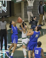 1002996 (jet45701) Tags: ohio university womens basketball vs buffalo 1172018 convo