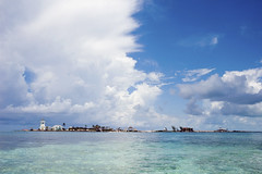 Spruce Cay (shanepinder) Tags: bahamas nassau shanepinder sprucecay aquamarine blue caribbean cay clouds destination green holiday horizontal island lighthouse nature ocean peace peaceful scenic sea seascape serene serenity sky travel tropical tropics vacation water white