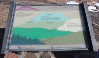 A Look at the Top Marker (El Paso County, Colorado)