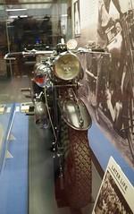 IMGP2155 (Nicola_R) Tags: vintage history tanks tank museum bovington ww2 motorbike