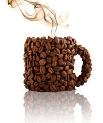 cup (shiftlk1) Tags: aroma background beans black brown cafe cappuccino close closeup cofee coffe coffee color columbia columbian concept cup drink espresso flavor ingredient isolated maden mocha morning mug natural nutrition reflection refreshment roasted seeds smoke steam white russianfederation