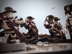 It's Coming Back around!! (-=Spectre=-) Tags: perspectives scene movie evacuation british stuka lego dunkirk