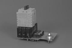 Big Switch Little Light (Pete Prodoehl) Tags: light leds switch