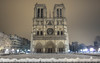 Pre-dawn Notre Dame in Winter [EXPLORED] (Moon Man Mike) Tags: 1022mm 2018 30d 70200mm canon30d france notredame february februasry paris snow winter