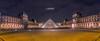 Paris_Louvre_20161027_0004-Pano (ivan.sgualdini) Tags: night architecture canon city exterior france francia geometry lights louvre musee museo museum musèe notte parigi paris piramide pyramid simmetry