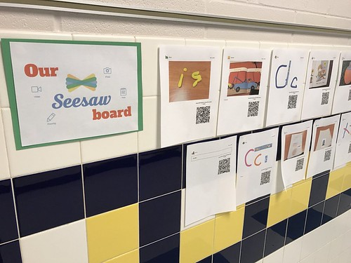 Seesaw Projects at Arthur Elementary by Wesley Fryer, on Flickr