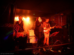The Invisible Opera Company of Tibet (ExeDave) Tags: p1100298 invisibleoperacompanyoftibet exeter cavern devon sw england gb uk live deepspace space funkpunk psychedelic progressive prog jazz rock band group gig concert november 2018 invisibles