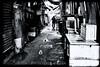 Dec 31, 2017 (pavelkhurlapov) Tags: passage alley person contrast bucket light shadows monochrome streetphotography kowloon mongkok