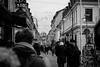 (heinrichj) Tags: europe trip december scandinavia sweden fujifilm monochrome gothenburg goteborg xe2 xf fujix