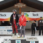 Sun Peaks Teck Open Event, January 4 to 7, 2018 - Most Improved!