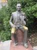 Violinist statue, Hemus Ulica, Old Town, Plovdiv, Bulgaria (Paul McClure DC) Tags: plovdiv bulgaria balkans feb2018 пловдив българия historic modern sculpture