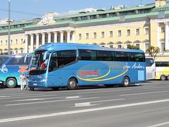 DSCN3781 Autocares Jon Ander, Amorebieta-Etxano 0614 HXH (Skillsbus) Tags: buses coaches russia jonander spain volvo irizar i6 specialtours