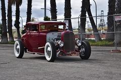 Blood Drive Car Show 2018 (USautos98) Tags: 1930 ford modela traditionalhotrod streetrod kustom