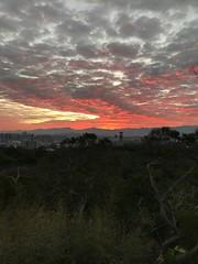 Morning red (光輝蘇) Tags: 20180115 46 morning peaks kk
