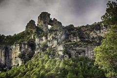 Pont de roques (puigoll. Josep Puighermanal i Lluïsa Valls) Tags: roques muntanya natura rocas naturaleza montaña nature mountain rocks 1650 samsung