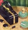 Evans 1953 (barbiescanner) Tags: vintage retro fashion vintagefashion 50s 50sfashions vogue vintagevogue accessoriesevans vintageads