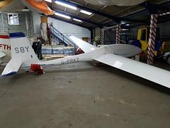 G-PRKZ PZL SZD-54-2 Perkoz (nickthebee) Tags: buckminsterglidingclub glider saltby