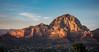 Sunset at Airport Mesa, Sedona (Tex Texin) Tags: arizona sedona airportmesa landscape mountain red rock redrock vista geology