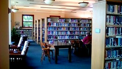 Library reading room! 365/69