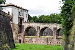Passage (J J D) Tags: forteresse citadelle