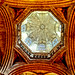 Cathedral dome and ceiling