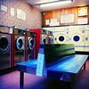 IMG_4814 (Kathi Huidobro) Tags: launderette vintage vivid london interiors retro wallpaper lostlondon technicolor interiordesign lighting architecture laundromat urban citylife afterdark lonelyplanet
