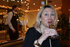 Cheers! (t.horak) Tags: facespeople2018andothersgesichter face drink champagne woman lady luxury beauty beautiful gold watch jewellery lips red eyes celebration cheers yellow nails hand fingers
