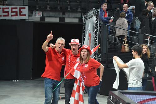 Supporters Diablot'ain - ©Jordan Allamanche