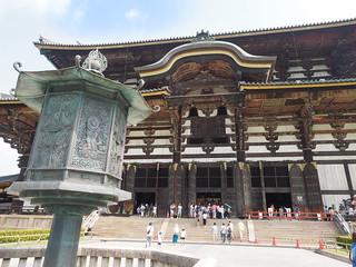 Daibutsu-Den Tōdai-ji Nara Japan