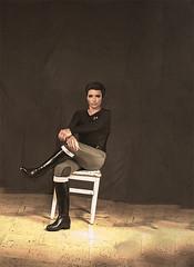 Androgynous (rallie1@yahoo.com) Tags: androgynous androgyny sissy corset tg ts tv tgirl tranny transexual transgender transsexual transvestite genderbender gurl m2f mtf makeup rafia rafiatg feminization