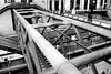 puente ferroviario (martineugenio) Tags: arquitectura líneas lines brigde puente estructura bw monócromo estación madrid dontown españa spain europa europ ferrocarril