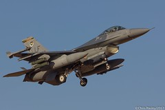 F-16C Fighting Falcon - 310th FS - 89-2097 (Pasley Aviation Photography) Tags: general dynamics lockheed martin f16 f16c fighting falcon 310 310th fs fighter squadron 892097 usaf 89097 block 42f 42 1c250 single engine supersonic multirole aircraft air superiority day all weather 4th fourth generation viper electric jet top hats 56th operations group luke force base arizona education training command the deterrents flying component wing