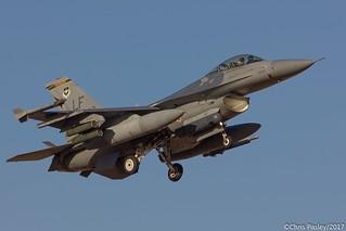 F-16C Fighting Falcon - 310th FS - 89-2097