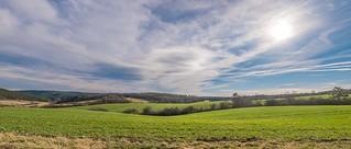 Landschaft im Frhjahr