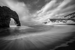 Durdle Door (Mark Boadey) Tags: bay chalk chauk cliff coast durdledoor manowar sea dorset jurassic