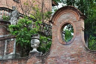 Palazzo Giglioli Varano, Corso Ercole Ier d'Este, Ferrare, Emilie-Romagne, Italie.