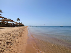 Morning in Dahab lagoon (iolarkov) Tags: dahab egypt redsea sea sand water view sinai relax beach