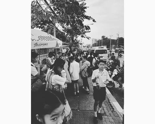 Hua hin. love! B/W Thailand